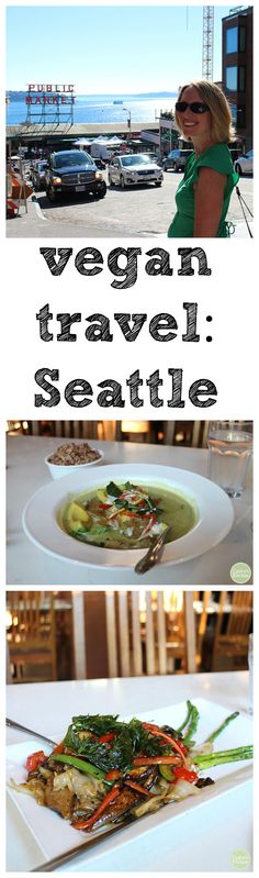 Things to see & do in Seattle on vacation + lots of vegan food | cadryskitchen.com