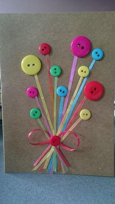 Homemade Birthday Cards, Happy Birthday Cards, Homemade Cards, Diy Birthday, Birthday Greetings, Diy And Crafts, Crafts For Kids, Paper Crafts, Diy Paper
