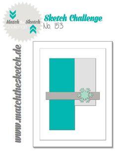 Willkommen zu Sketch Nr. 153 bei Match the Sketch! Ihr habt bis Dienstag, 20 Uhr (MEZ) Zeit um an der Challenge teilzunehmen.   Welcome ...