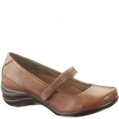 H505281 Hush Puppies Women's Epic Casual Shoes - Tan www.bootbay.com