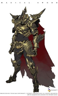 Naver Image Popup Fantasy Character Design, Character Concept, Character Art, Armor Concept, Game Concept Art, Fantasy Armor, Fantasy Weapons, Fantasy Inspiration, Character Inspiration