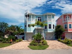 Beachbreeze-Luxury 6 Bed Island Home, Pool, 1 Block to BeachVacation Rental in Anna Maria from @homeaway! #vacation #rental #travel #homeaway