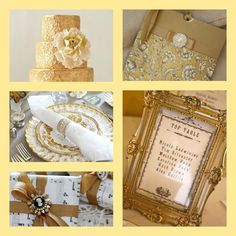 gold-wedding-theme.jpg (1024×1024)