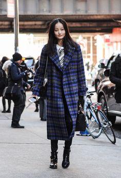 official photos acd54 d8b9d Street style   2015 Model Street Style, Net Fashion, Style Fashion, Cool  Street
