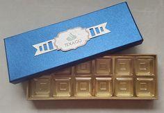 blue chocolate box