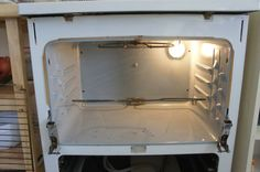 I've been needing to clean the oven for some time. But it's such a nasty job, I'm always putting it off. This time, I thought I'd do a li...