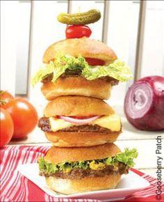 Incredible Mini-Burger Bites