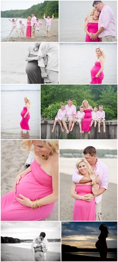 Beautiful maternity portraits with siblings for Rhode Island, Massachusetts and Connecticut