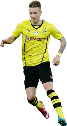 Marco Reus on Borussia Dortmund