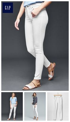 STRETCH 1969 true skinny high rise jeans - Our slimmest cut. Highly flattering.