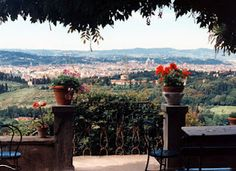 Pensione Bencista, Fiesole Italy  This is a hidden gem!