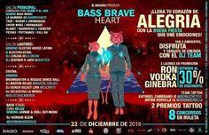 "El Molino presenta: ""Bass Brave Heart"" http://crestametalica.com/events/el-molino-presenta-bass-brave-heart/ vía @crestametalica"