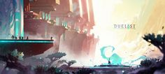 ArtStation - DUELYST - THE FIRST SENERAI, Counterplay Games
