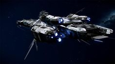 Spaceships by RSI