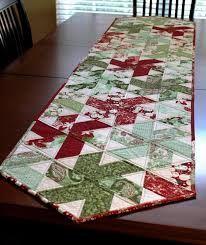 Resultado de imagem para free table christmas runner patterns