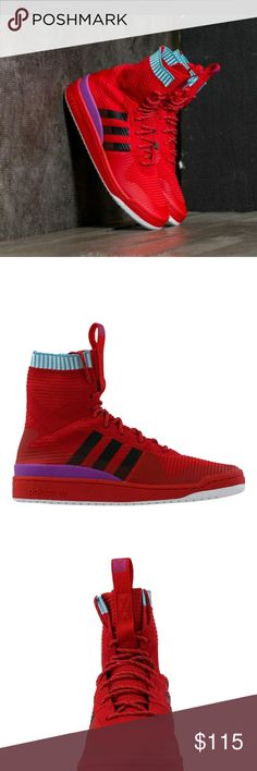 finest selection e2ac4 7f669 Adidas Forum Winter Primeknit NWOT. No box adidas Shoes Sneakers High Top  Sneakers, Shoes