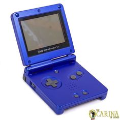 Nintendo GBA Gameboy Advanced SP Retro Game Handheld Console Blue UK PAL in Video Games & Consoles, Consoles | eBay Nintendo Handheld, Portable Console, Games Consoles, Nintendo Consoles, Xbox Games, Fun Games, Bubble Games, Wii Controller, Bad Azz