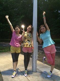 AneCanランニング部メンバーで、仕事帰りに夜ラン!表参道の『NOHARA BY MIZUNO』に集合して、代々木公園へ。NOHARAのトレーナーさんによる初心者向けランニングプログラムを受けてきました。コーチに、効率良く正しいフォームで走るためのドリル動き作りや補強運動を教わり、しっかりウォー...