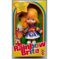 Rainbow Brite my 1st Doll