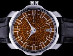These handmade high-quality Sarpaneva watches designed by Finnish Stepan Sarpaneva are just magnificent. Designer Watches, Hand Watch, Luxury Watches, Clocks, Omega Watch, Mens Fashion, Phone, Handmade, Accessories