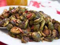 REV RUN'S SUNDAY SUPPERS: Balsamic and Parmesan Roasted Brussels Sprouts... Episode: Jive Turkey