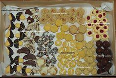 Varianty sušenek aneb vánoční pečení 2013 - kivi