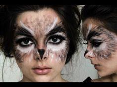 owl makeup - Buscar con Google