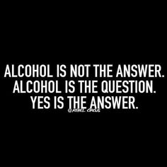 Say yes to thirsty thursday. Rebel Circus Say yes to thirsty thursday. Rebel Quotes, Sassy Quotes, Sarcastic Quotes, Quotes To Live By, Funny Quotes, Funny Alcohol Quotes, Rum Quotes, Drink Quotes, Thirsty Thursday Quotes