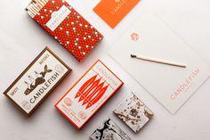 Fuzzco candlefish #packaging #inspiration
