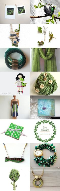 Spring finds by Nuann on Etsy--Pinned with TreasuryPin.com #Estyhandmade #giftideas #springfinds