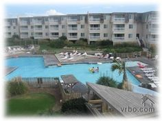 A Place at the Beach- 150' Waterslide! / Outdoor & Indoor Pool Atlantic Beach, North Carolina Vacation Rental by Owner Listing 266340