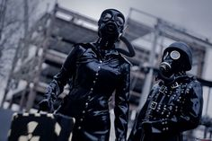 Rubber fetish pics – Latex and rubber fetish Latex, Gothic Photography, Post Apocalyptic Fashion, Cool Costumes, Black People, Looking Gorgeous, Apocalypse, Anastasia, Kinky