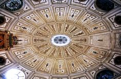 Catedral de Sevilla. Sostre Sala Capitular