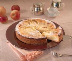 Steirischer Apfelkuchen Camembert Cheese, Buffet, French Toast, Cheesecake, Dairy, Baking, Breakfast, Desserts, Recipes