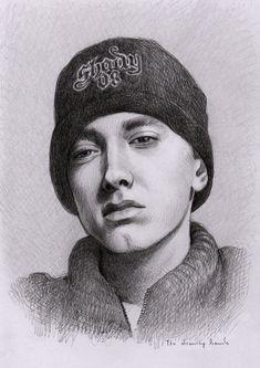 Eminem by thedrawinghands on deviantART
