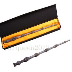 HARRY POTTER HOGWARTS DUMBLEDORE MAGICAL WAND COSPLAY