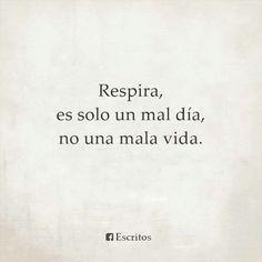 ¡RESPIRA!