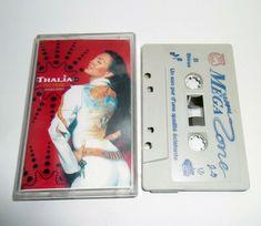 Thalia Con Banda Grandes Exitos Special CASSETTE Morocco Edition Cassette Tape #Cumbia Thalia, Short Dog, Hologram Stickers, Cassette, Ebay, Sash