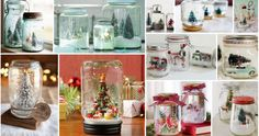 Βήμα-βήμα οδηγίες και πολλά σχέδια - ιδέες για να φτιάξετε τις δικές DIY Χριστουγεννιάτικες Χιονόμπαλες Table Decorations, Blog, Christmas, Home Decor, Xmas, Decoration Home, Room Decor, Blogging, Navidad