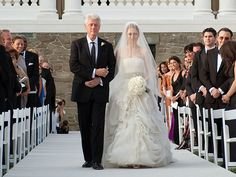 Celebrity Wedding Photos, Celebrity Wedding Dresses, Celebrity Weddings, Celebrity News, Chelsea Clinton Wedding, Chelsea Wedding, Famous Wedding Dresses, Designer Wedding Dresses, Dress Wedding