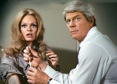 Pictures & Photos from Mission: Impossible (TV Series 1966–1973 ... Mission Impossible Tv Series, Lynda Day George, Peter Graves, Actor James, Paul Newman, Comedy Films, Vintage Tv, Classic Tv, Picture Photo
