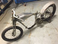 Jusitn Walls: '27 Harley Hill Climber Peoples Champ 4 build...