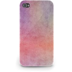 Abstract Purple Pink Art - Hard Cover Case iPhone 5 4 4S 3 3GS iPod... (30 AUD) ❤ liked on Polyvore featuring accessories, tech accessories, phone case, phone, case, iphone, samsung galaxy smartphone and blackberry smartphone
