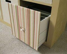 DIY File Drawer for Expedit