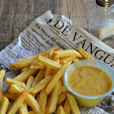 LAS SALSAS DE LA VIDA: Salsa Joppie http://www.pinterest.com/deazulturquesa/%C3%B1ammm/