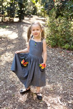 Rockabilly Baby Spring Bud Dress-- With a matching Spring Bloom Dress for #mommyandme!