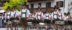 Die Mittenwalder Festwochen mit zahlreichen festlichen Umzügen finden von 28. Mai bis 14. Juni 2015 in Mittenwald statt., © Alpenwelt Karwendel