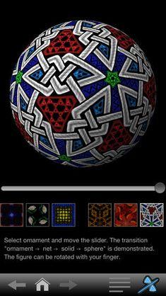 iOrnament - El Arte de la Simetría de science-to-touch