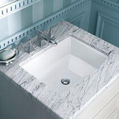 kohler undermount bathroom sink traceys board pinterest sinks kohler bathroom and cabin bathrooms - Kohler Undermount Bathroom Sinks