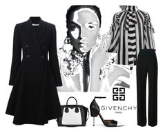 """""""G is for GIVENCHY"""" by obsessedaboutstyle ❤ liked on Polyvore featuring Givenchy"""